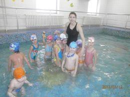 36 - Плувен басейн - ДГ 74 Дъга - София