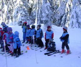34 - Ски училище на Витоша - Ветровала - ДГ 74 Дъга - София