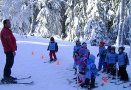 33 - Ски училище на Витоша - Ветровала - ДГ 74 Дъга - София